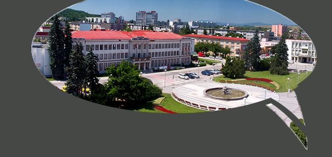 Logo mesta v pravo